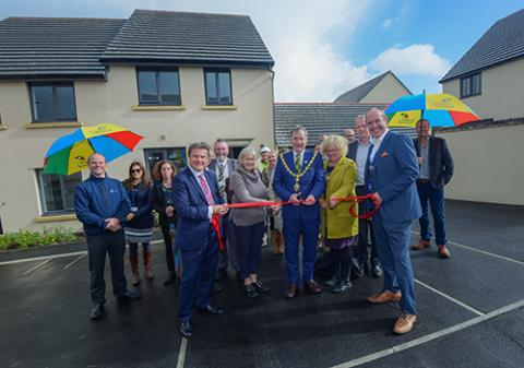 New affordable homes in Falmouth