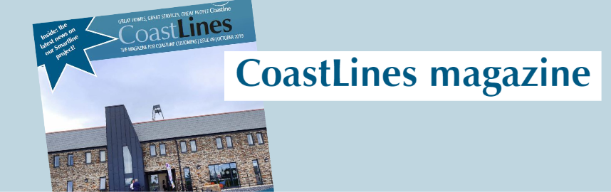 CoastLines magazine cover