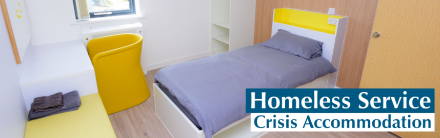 Homeless Service Crisis Accommodation