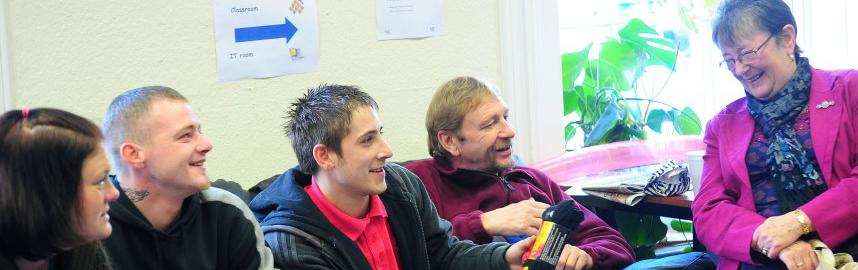 Homeless Service day centre